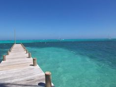 San Pedro, Belize. I'm moving here some day.