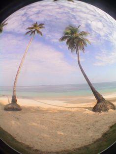 Playa zona de Samaná