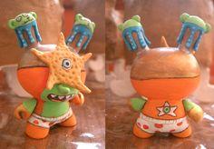 """Murkasec2011 """"Starfish Dunny"""" Custom Dunny."""