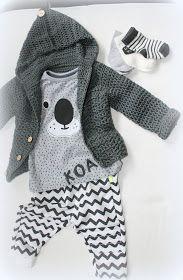Haakz-handgemaakt. Gehaakt babyvestje. Knitting For Kids, Baby Knitting Patterns, Crochet Patterns, Diy Crochet, Crochet Crafts, Cute Outfits For Kids, Cute Kids, Baby Kids, Baby Boy