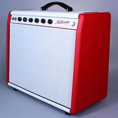 "Milkman Sound 20W Creamer 12"" Combo built for JHS pedals"