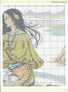 Indian maiden, part 3