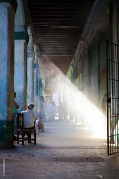 Havana, Cuba. To go when the brown man of my dreams finds me... Im hiding in Bolivia!