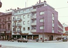 Category:Shops in Debrecen Utca, Multi Story Building, Street View, History, Retro, Historia, Retro Illustration