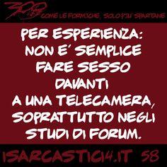 300 - Come le formiche, solo più spartane. #58 #satira #aforismi #battute #CitazioniDivertenti #AforismiDivertenti #umorismo #isarcastici4 #is4