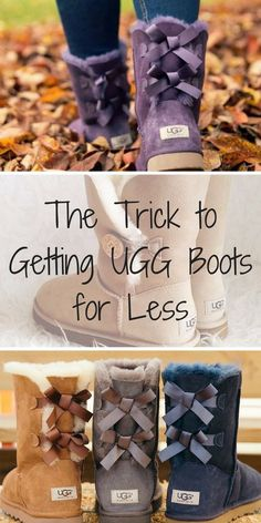 Get authentic Ugg boots at up to 70% off retail price on Poshmark! Download the free app and start shopping!