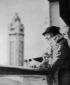 1935 Amelia Earhart