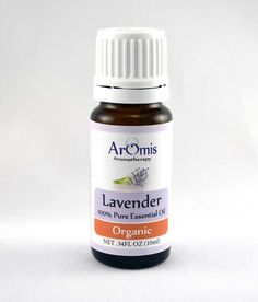 Lavender Essential Oil  Certified Organic by ArOmis on Etsy, $9.25