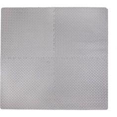 Tadpoles Steel Plate Playmat Set, Gray