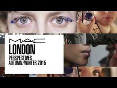 M•A•C Perspectives at AW15 London Fashion Week