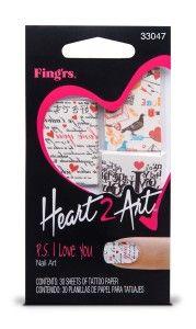 ModaeStyle: Fing'rs per San Valentino presenta Heart2Heart nai...