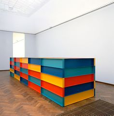 "Donald Judd  was an American artist associated with minimalism (a term he nonetheless stridently disavowed). He is generally considered the leading international exponent of ""minimalism,"" and its most important theoretician through such seminal writings such as ""Specific Objects"" (1964)."