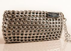 Recycled Pop Top Purse - Bing images