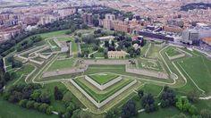 Cidadela de Pamplona (Pamplona, Espanha) / Ciudadela de Pamplona (Pamplona, España)