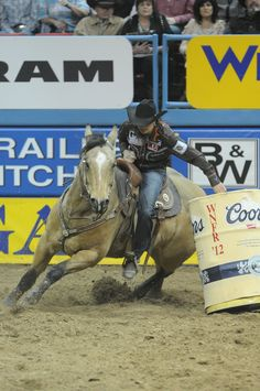 NFR Cowgirl Lisa Lockhart Checked in with OTRR… Stay tuned for the next couple of days! | On the Rodeo Road