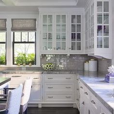 Martha O'Hara Interiors - kitchens - i