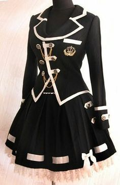 Trendy drawing anime clothes school uniforms Source by clothing Cosplay Outfits, Anime Outfits, Dress Outfits, Fashion Dresses, Fashion Clothes, Fashion Accessories, Fashion Jewelry, Dresses Dresses, Long Dresses
