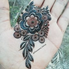 Khafif Mehndi Design, Floral Henna Designs, Modern Mehndi Designs, Mehndi Design Pictures, Mehndi Designs For Girls, Wedding Mehndi Designs, Mehndi Designs For Fingers, Beautiful Mehndi Design, Dulhan Mehndi Designs