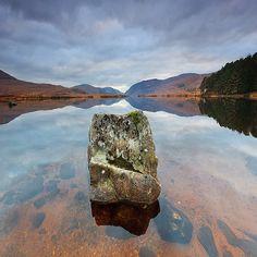 Stone face by Klarens, via Flickr