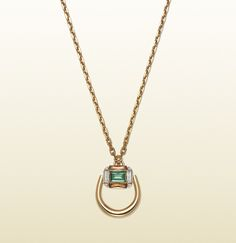 Gucci - necklace with Swarovski crystals 392751I61588752