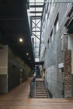 cultuurcentrum energiehuis conversion - dordrecht - tenbraswestinga - 2009-13