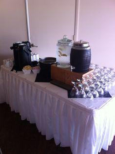 Now This Is What A Buffet Set Up Should Look Like
