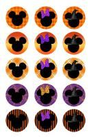 Free Printable Halloween Mouse Heads  Bottle Cap Images from Short Cut Images  http://www.artfire.com/ext/shop/studio/ShortCutImages