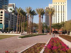 Curtis Hixon Park-Downtown Tampa