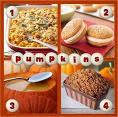 Pumpkin Recipes | Pumpkin Recipes Pinterest