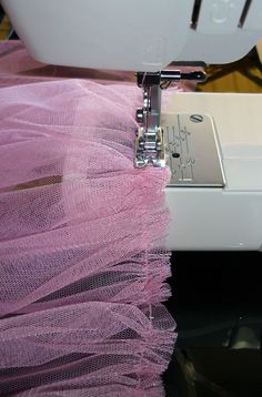 How To Make a Simple Child's Tutu | Simple Kids --- Adapt for doll tutu - some of the knotted ones can look out of scale for the doll.