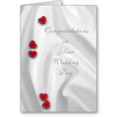 Marrige congratulations pinterest online greeting cheap white silk and hearts congratulations greeting cards white silk and hearts congratulations m4hsunfo