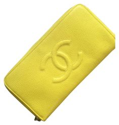 Chanel NWT YELLOW CAVIAR L- Zip Gusset Wallet. Free shipping and guaranteed authenticity on Chanel NWT YELLOW CAVIAR L- Zip Gusset Wallet at Tradesy. Just Like New and 100% Authentic Chanel L- Gusset ...