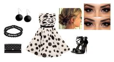 """""""polka dots"""" by abbiemay85 on Polyvore"""
