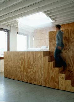 Timber LoftviaOWI // Office for Word and Image)