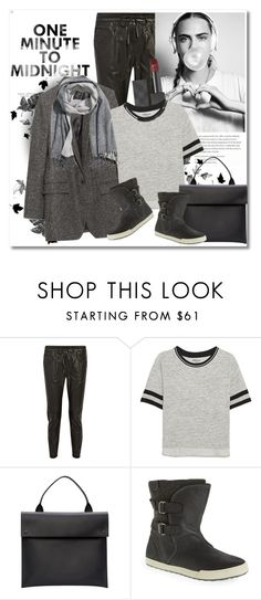 Look the day by vkmd on Polyvore featuring DKNY, R13, Helly Hansen, Marni, H&M and Fall