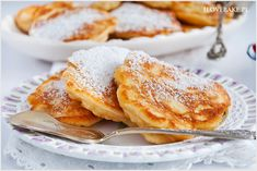 Omlet biszkoptowy - przepis - I Love Bake Cheese Pancakes, Crepes, Cake Cookies, French Toast, Recipies, Food And Drink, Sweets, Baking, Breakfast