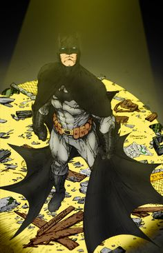 Batman spotted! by ~Archaeopteryx14 on deviantART
