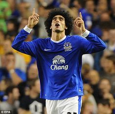Marouane Fellani is coming to Manchester United!! :)