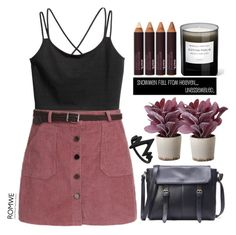 """#Romwe"" by credentovideos ❤ liked on Polyvore featuring Torre & Tagus, mark. and Byredo"