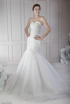 Vestido de Novia AMARAL. #SoyInnovia