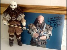 Love #Dwalin #The Hobbit #GrahamMctavish your awesome