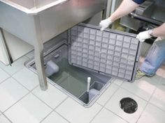 11 best grease trap cleaning images grease bathroom fixtures rh pinterest com