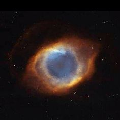 "NASA photo. Only happens every 3000 years. Called ""eye of God."""