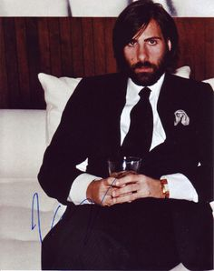 Jason Schwartzman's beard.