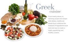 Greek cuisine - MediterrAsian.com