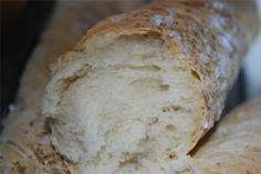 Fransk surdeigs baguetter med Franske urter