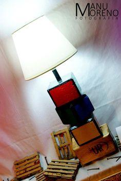 """""""kubic lamp"""""""