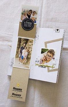 16 ideas for travel diary ideas layout mini albums Mini Album Scrap, Mini Albums Scrapbook, Scrapbook Journal, Travel Scrapbook, Diy Scrapbook, Diy Birthday, Birthday Cards, Mix Media, Journaling