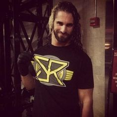Is it weird that I absolutely HATED Seth when he first started? I feel ashamed now for saying that... SORRY SETH!!!!