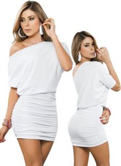My dress for the all white party I hope to attend in May! Sexy White Off Shoulder Short Sleeve Mini Dress - Large Zoogster Lingerie,http://www.amazon.com/dp/B0086W3PTW/ref=cm_sw_r_pi_dp_Q4Fyrb12DM1JJT4H